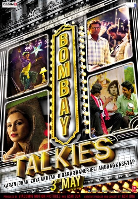 Bombay Talkies: Celebrating 100 years of Indian Cinema