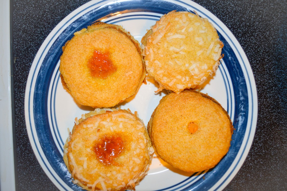 Experimental Cookies (1/6)
