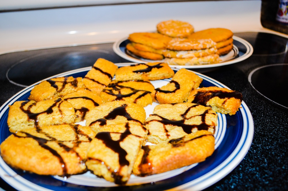 Experimental Cookies (2/6)