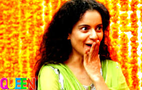 You are The Queen Kangana
