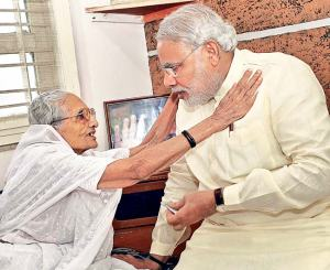 Even Modi has Wife Issues