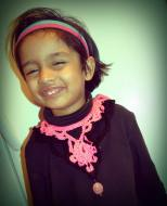 Pink Necklace for the Princess