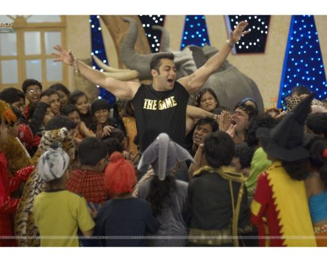 Kids Love Salman