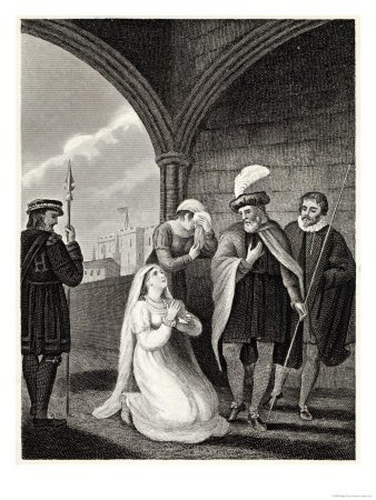Anne Boleyn - Curious Case of King Henry's Wives : Wife # 2