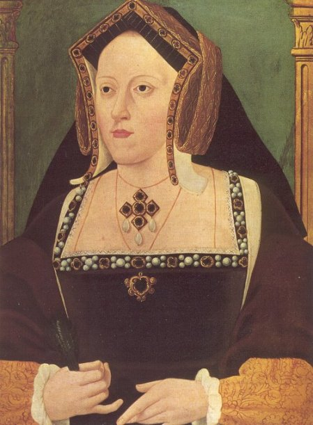 Curious Case of King Henry's Wives : Wife # 1 - Curious Case of King Henry's Wives : Wife # 1
