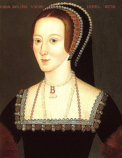 Frolic Friday – Curious Case of King Henry's Wives : Wife # 2 - Anne (3/6)