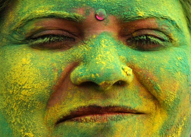Wednesday Words Bindi What Does Color Of Bindi Signifies My