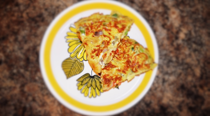 Mouthwatering Monday – Tortilla / Spanish Omelet