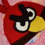 Angry Bird Cap