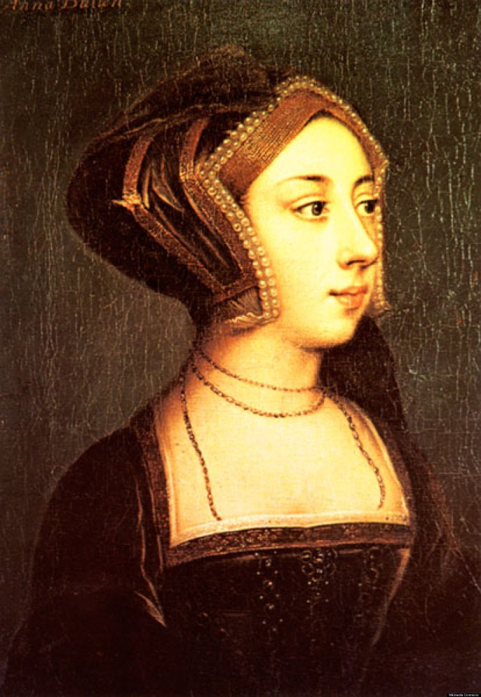 Frolic Friday – Curious Case of King Henry's Wives : Wife # 2 - Anne (2/6)
