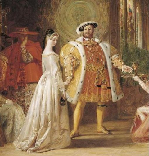 Frolic Friday – Curious Case of King Henry's Wives : Wife # 2 - Anne (5/6)