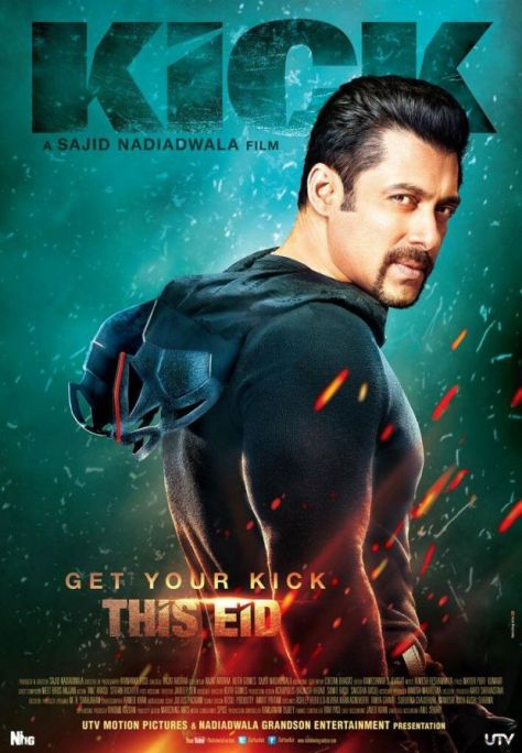Kick - Salman Khan's Movie