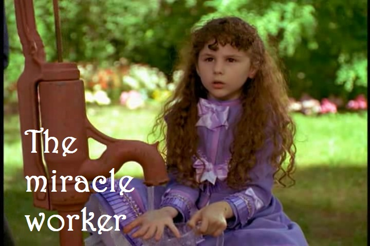 Tuesday Talkies – 'Black' is No 'The Miracle Worker' (3/6)