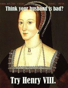 Frolic Friday – Curious Case of King Henry's Wives : Wife # 5 – Catherine