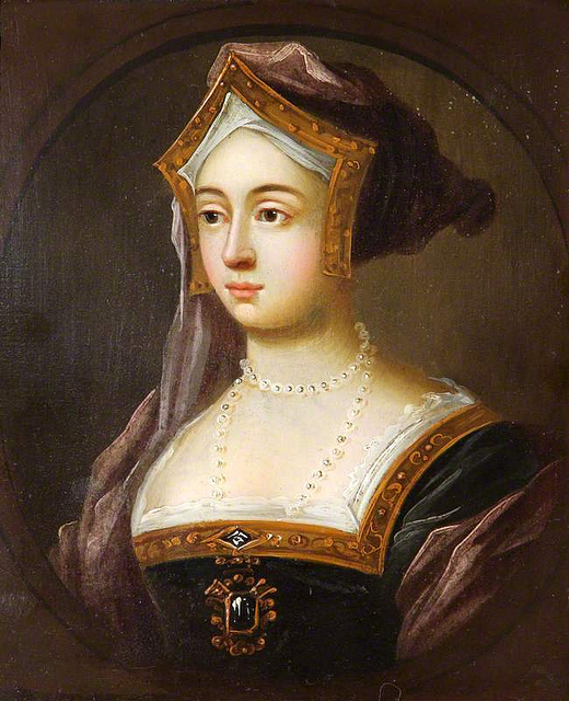 Curious Case of King Henry's Wives - Jane Seymour