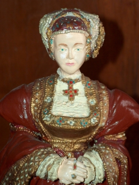 Anne Of Cleves Doll