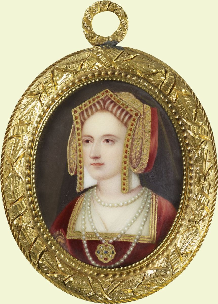 Frolic Friday – Curious Case of King Henry's Wives : Wife # 6 - Catherine