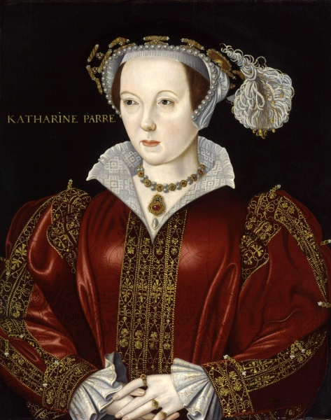 Catherine Parr - Sixth Wife of King Henry