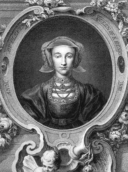 King Henry's forth wife - Anne Of Cleves