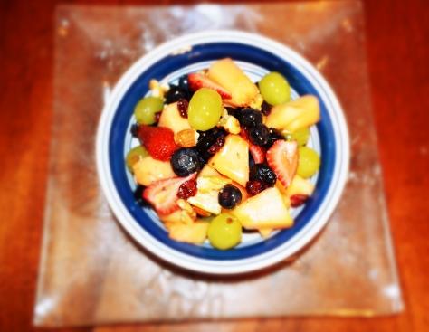 Fruit n Nuts Bowl