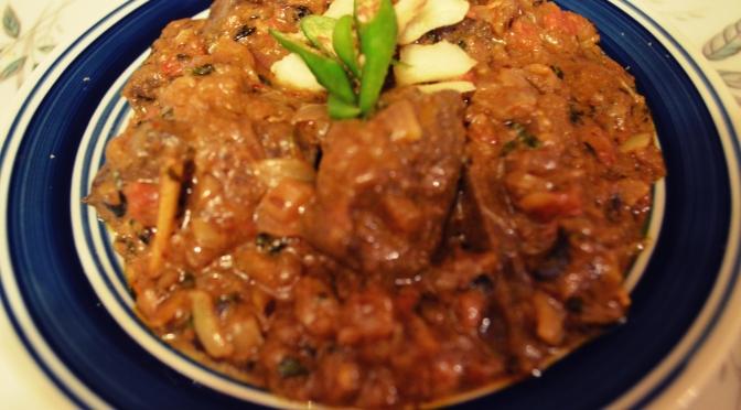 Mouthwatering Monday – Kaleji / Mutton Liver