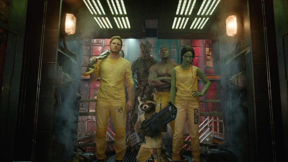 Tuesday Talkies – Guardians Of The Galaxy (5/6)