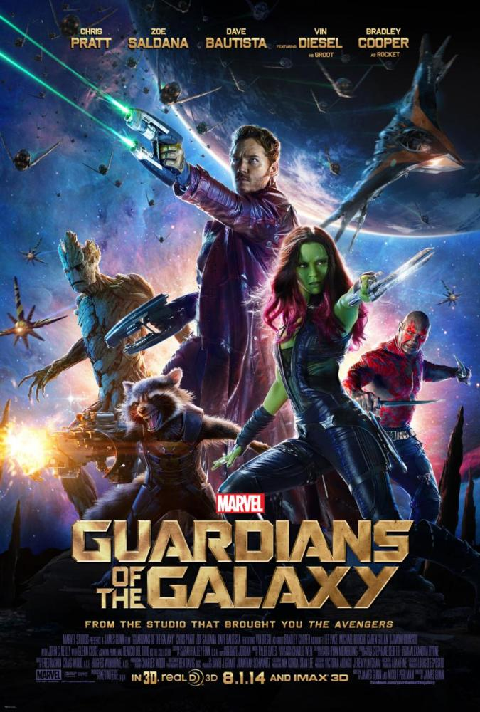 Tuesday Talkies – Guardians Of The Galaxy (4/6)