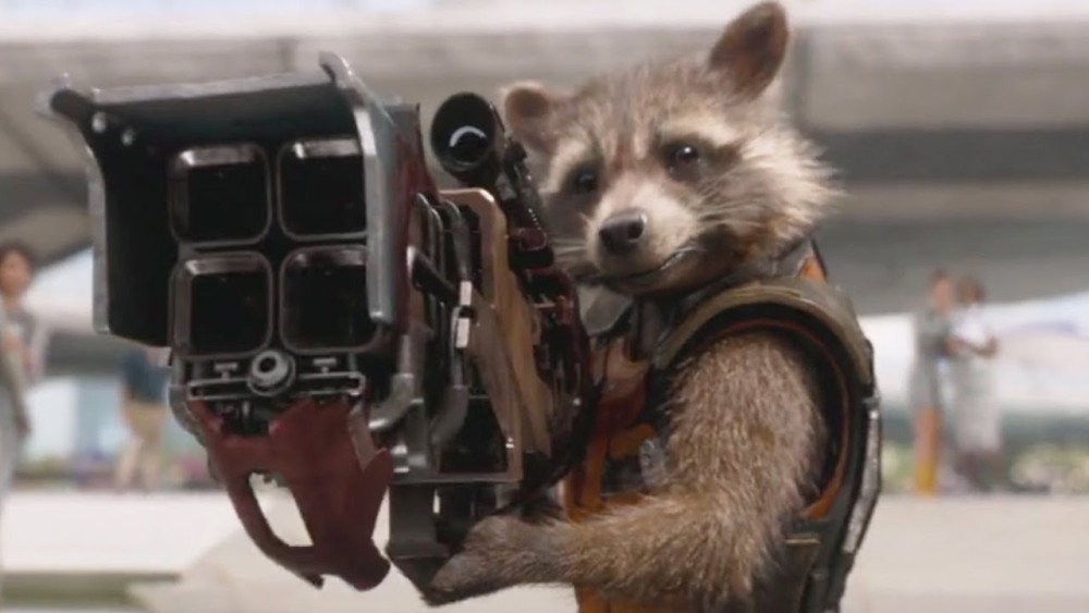 Tuesday Talkies – Guardians Of The Galaxy (3/6)