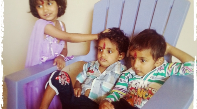 Rakhi - Tisha, Otu, Renne