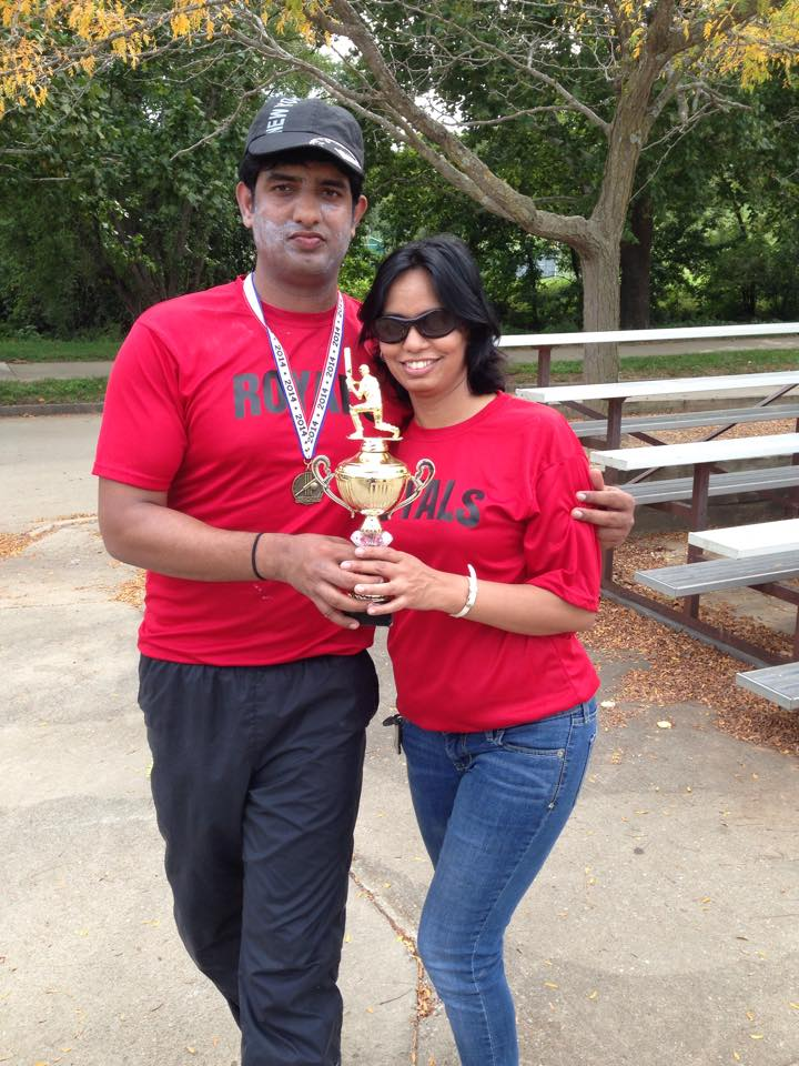 Silent Sunday - Cricket Yesterday with Abhishek Singh (1/5)