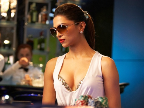 When Deepika's Cleavage became National Point of Interest