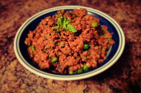 Mutton Keema by Jyoti Singh