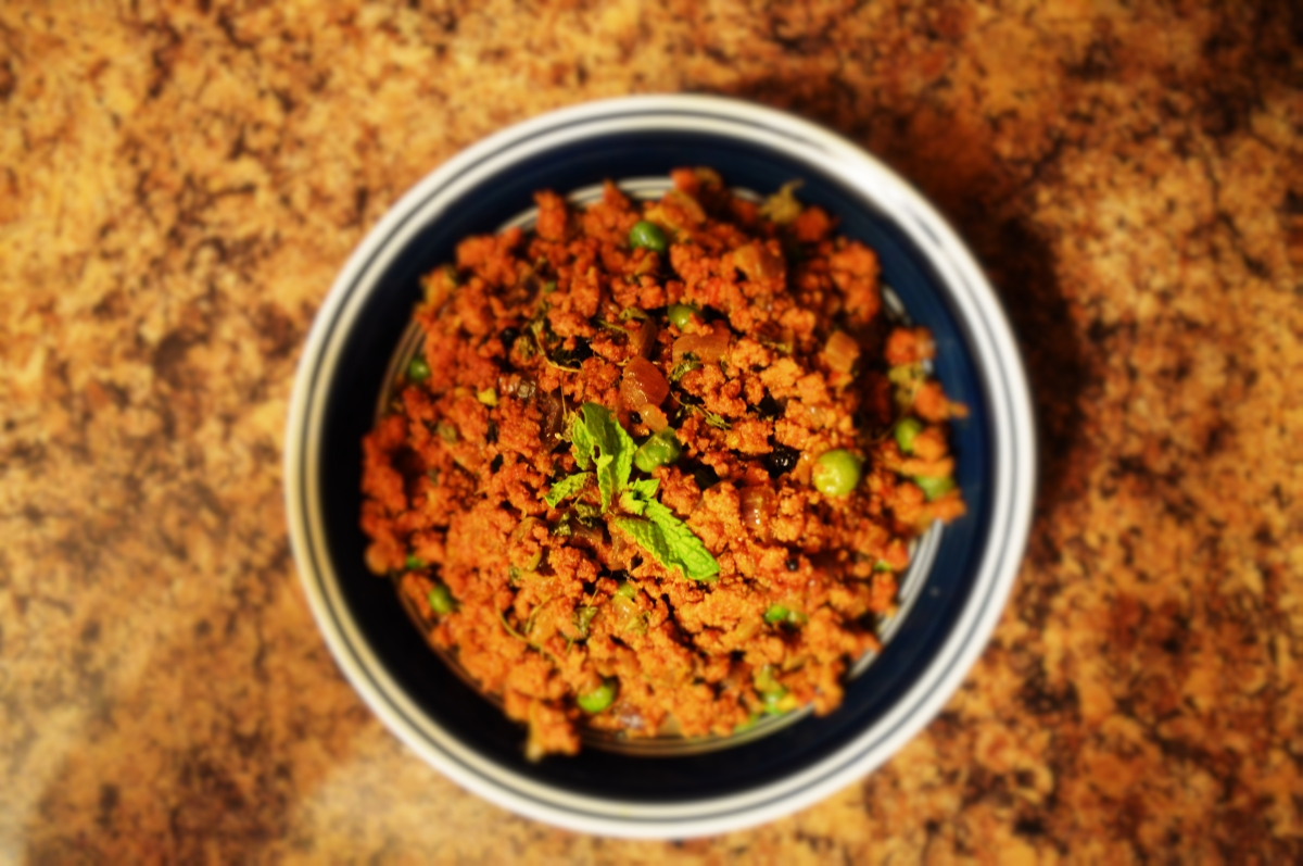 Mouthwatering Monday – Mutton Keema