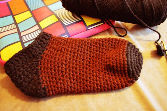 Toe Up Socks by Jyoti Singh