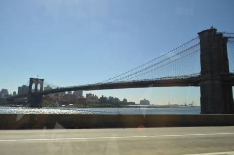 Brooklyn Bridge of New York - By Jyoti Singh