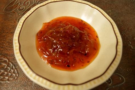 Shredded Mango Chutney By Jyoti Singh