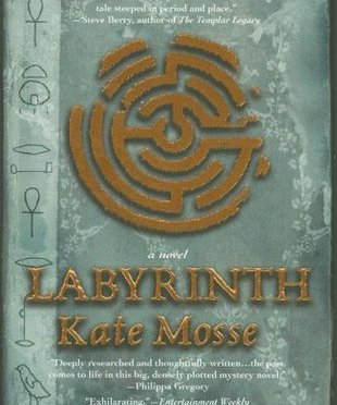 Tuesday Text – Labyrinth Review