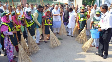 Clean India Campaign