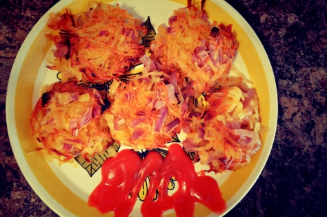 Hash Browns by Jyoti Singh