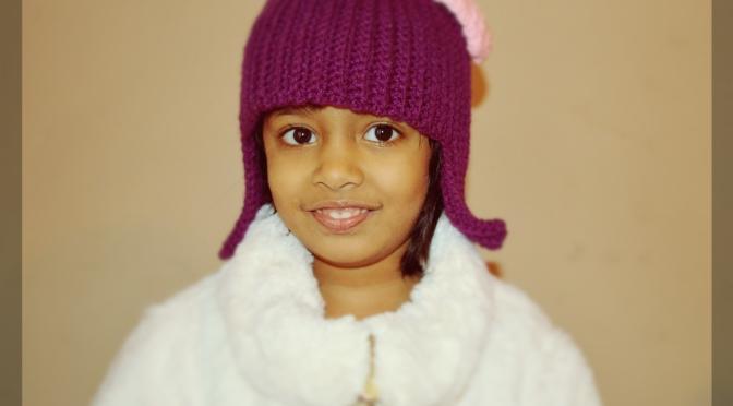 Thursday Treat – Tisha's Crocheted Purple Wig