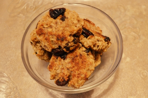 Banana Oatmeal Cookies by Jyoti Singh