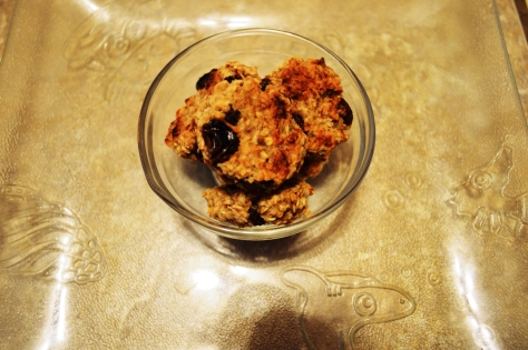 Banana Oatmeal Cookies by Jyoti Singh