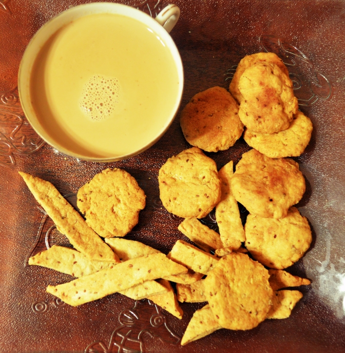 Mouthwatering Monday – Oven Baked Mathri
