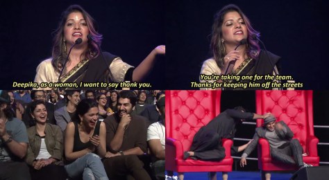 AIB Knockout – A Toast to the Roast