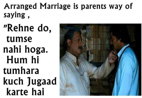 My Take on Indian Arranged Marriages