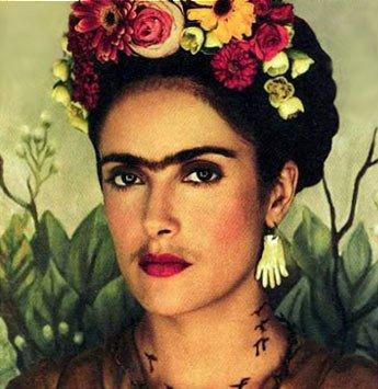 'Frida', based on Frida Kahlo
