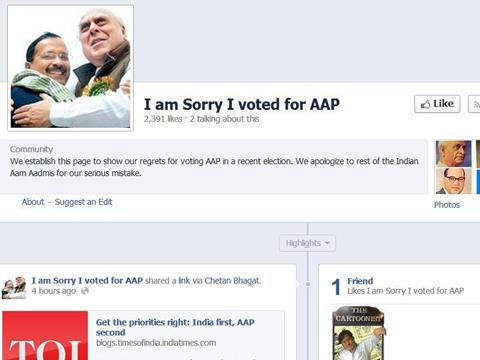 The Melodrama Called AAP