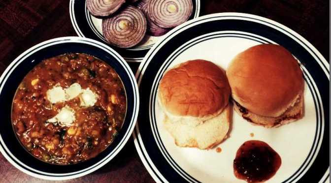 Mouthwatering Monday – Pav Bhaji