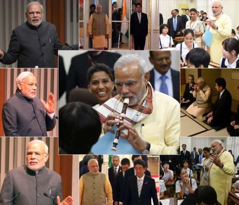 A PM Who is More of A Foreign Minister