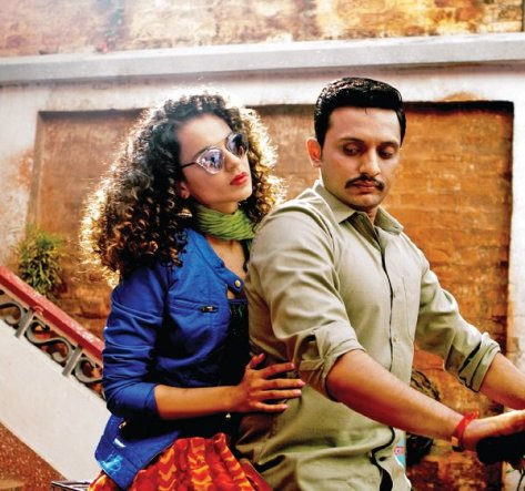 datto girls Kangana ranaut's 'tanu weds manu returns' is about the girls, manu is a passive hero tanu and datto could be fighting for a teddy bear and it would not have made a difference manu is a passive hero.
